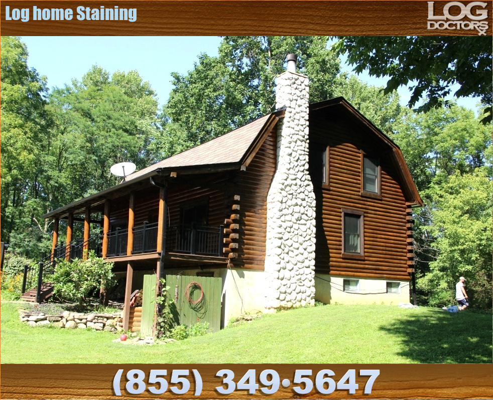 Log_Home_Staining