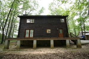 Log Home Staining By Log Doctors